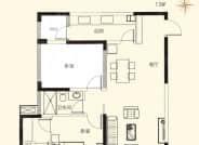 13B-3室2厅2卫-100.0㎡